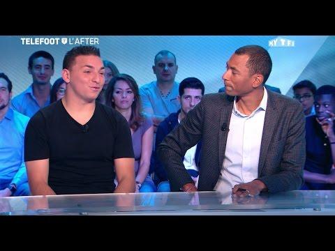 Téléfoot - L'After du 16 octobre avec Yoan Cardinale