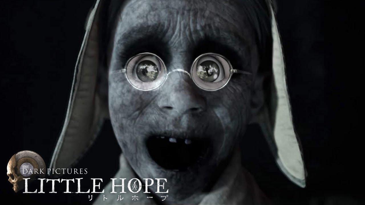 選択肢を選んで、魔女の街から生き延びるゲーム……【リトルホープ/LITTLE HOPE】#1