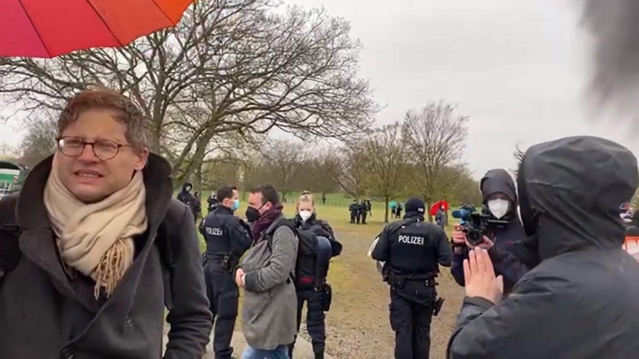 Angriff auf Markus Haintz in Frankfurt und was Mainstream Medien sonst noch so verschweigen