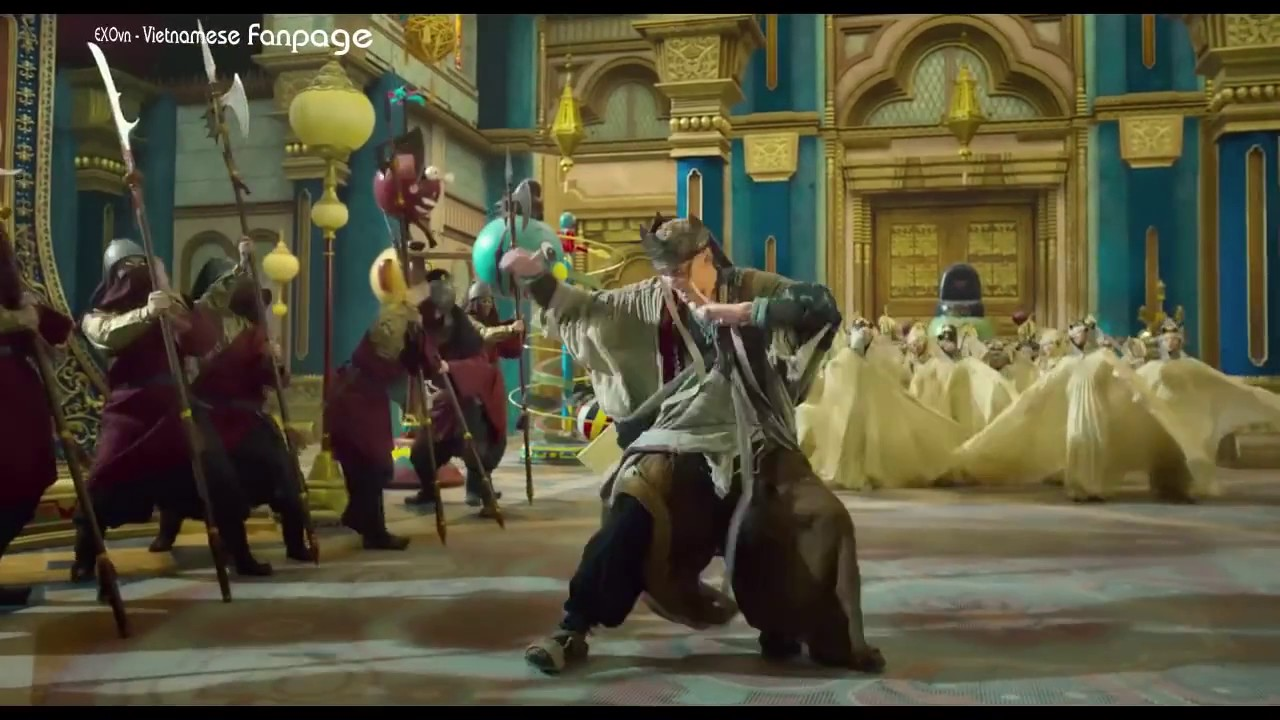 [VIETSUB][Trailer] Tây Du Hàng Ma Thiên 2 [EXOVN Fanpage]   Tin Tức về tây du hàng ma thiên 2