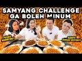 Mukbang Samyang Challenge Ga Boleh Minum