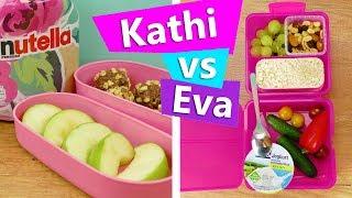 DIY Inspiration Challenge #149 | einfache, gesunde Snacks für Schule & Uni | Ideen mit Eva & Kathi
