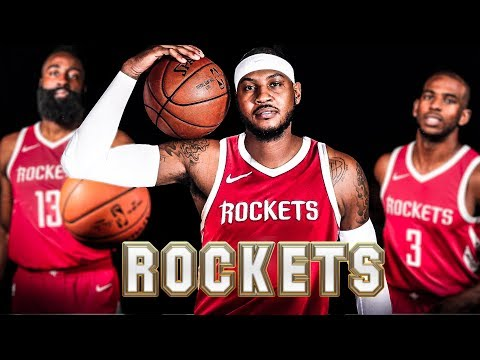 Carmelo Anthony - Welcome to Houston - 2018 Highlights
