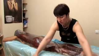 видео Шоколадное обертывание