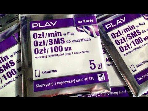 Выгодная мобильная связь в Польше. Мобильный оператор в Польше