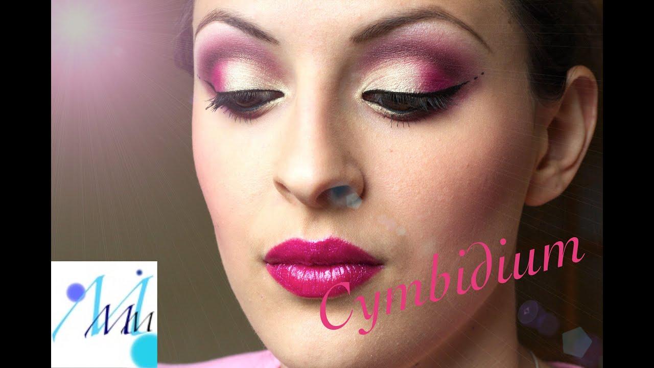 maquillage color cymbidium - Colori Maquillage