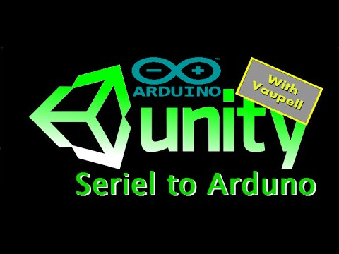 Unity and Arduino Serial communication