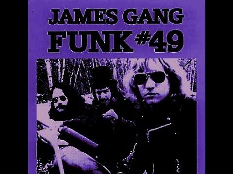 JAMES GANG - FUNK 49 - 1970