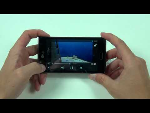 LG Optimus L7 Test - Deutsch (Full HD)