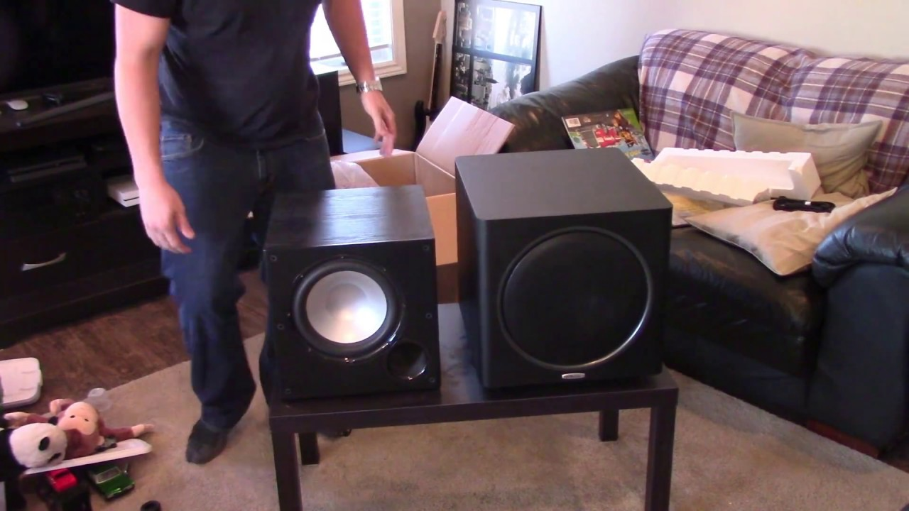Acoustic Audio PSW-12 Subwoofer