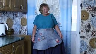 Не выбрасывайте старые дырявые джинсы - Они пригодятся на Кухне