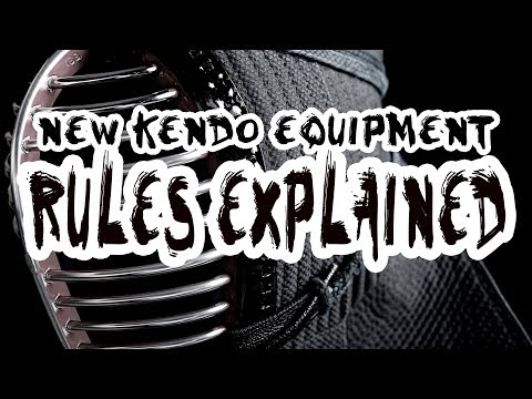 New Kendo Equipment Rules - EXPLAINED!