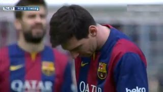 Video Gol Pertandingan FC Barcelona vs Malaga