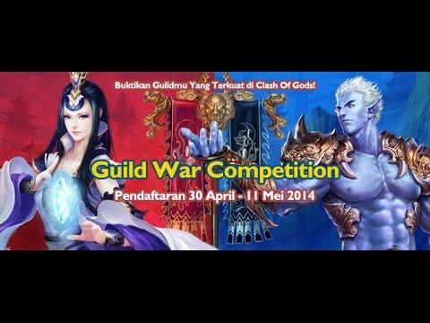 Clash Of Gods Guild War Competition Final Brutalator vs Genesis