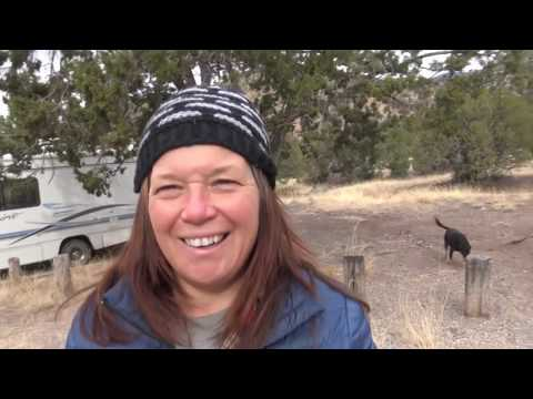 Road Trip: Billy the Kid,  Rving in Freezing Temps & Cheap Camping!