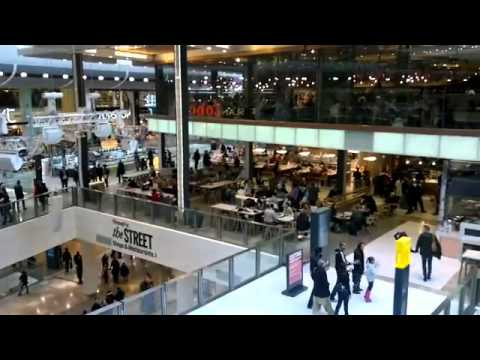 Westfield Stratford City Europe's Largest Shopping Centre HD SYED's Tourism