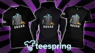 EXCLUSIVE SQUAD SHIRTS AVAILABLE NOW http://teespring.com/twitch/trashsquad thumbnail