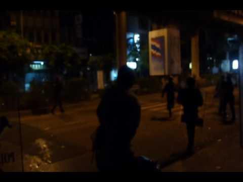 Footage of Bangkok Protests 22/04/2010 (2)