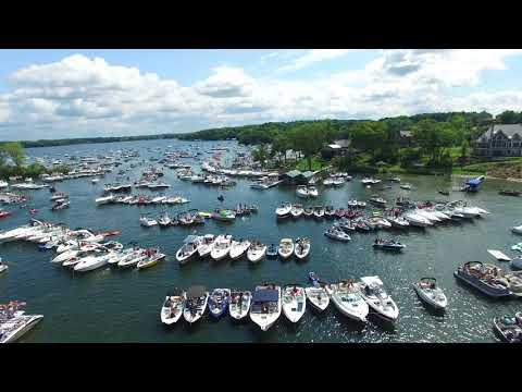 Tim McGraw Lake Minnetonka, MN - Drone Footage