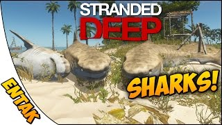 Stranded Deep Gameplay ➤ The Shark Collection [Part 12]