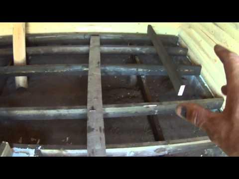 Фундамент для кирпичной печи. 4