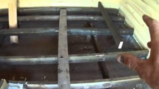 Фундамент для кирпичной печи. 4(, 2015-08-16T13:18:18.000Z)