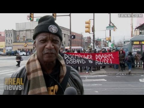 Black Radical Activists call to Disarm the Police
