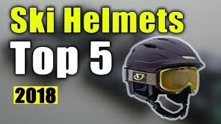 Ski Helmet - BEST 5: Ski Helmets 2018