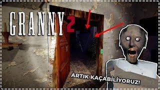 ARTIK EVDEN KAÇABİLİYORUZ! - GRANNY 2 (Remake)