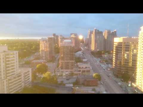 North York, ON Canada: Diamond in the Sky