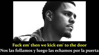 No Role Modelz - J. Cole (Lyrics - sub. Español)