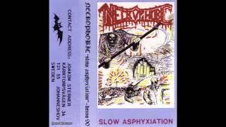 Necrophobic - Slow Asphyxiation (1990)