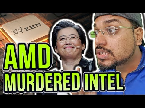 AMD is the new INTEL.