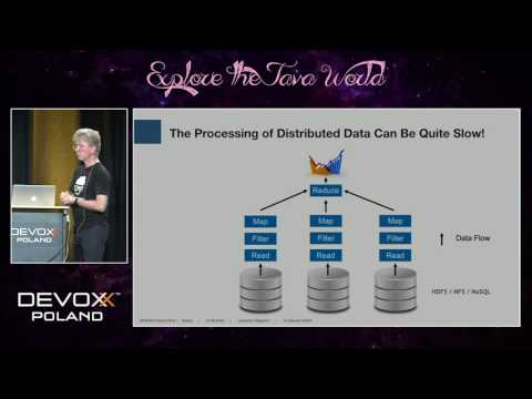 Devoxx Poland 2016 - Johannes Weigend - Real-world analytics with Solr Cloud and Spark
