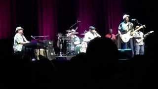 Buddy Guy - James Cotton - Quinn Sullivan - Austin 7/2015