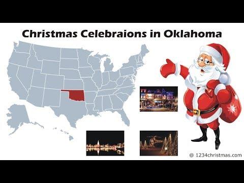 Oklahoma Christmas Celebrations