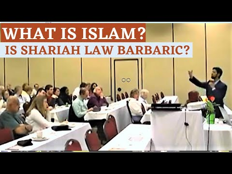 a-lady-listens-to-lecture-on-islam,-then-challenged-me:-'why-is-the-shariah-law-so-barbaric?'