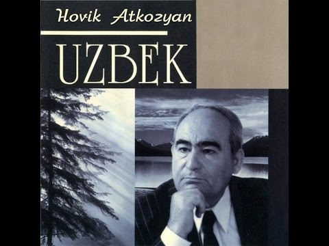 Поёт Uzbek (Hovik Atkozyan) - Et Ari Tharlans 1983г.