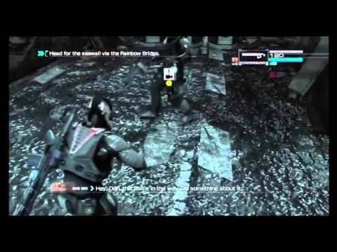 Gamefly Rental (1) - Binary Domain Part 1 Chapter 1-1