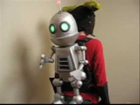 Ratchet and Clank Halloween 2009.wmv - YouTube
