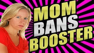 Mum BANS Booster Son - Call Of Duty Trolling