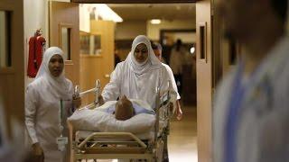 26 ألف عامل صحي سعودي لخدمة الحجاج
