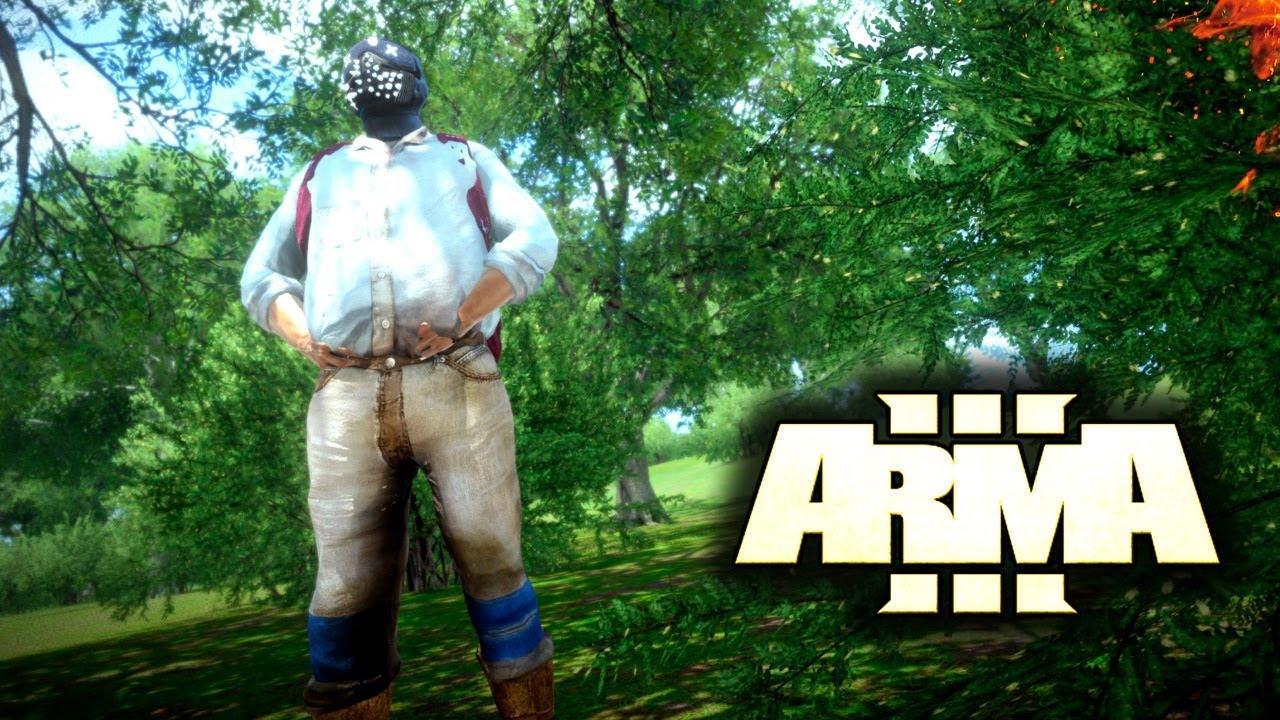 Arma 3 Altis Life - База RIMAS INQ, фарм и угар!