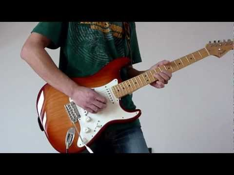 Cream - Sunshine Of Your Love - Guitar Cover