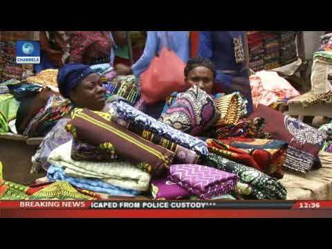 The Story Of Aswani Textile Market Pt.1 |Community Report|