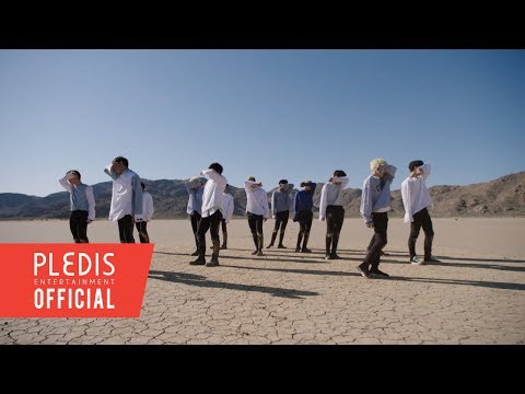 [M/V] SEVENTEEN()-  (Don't Wanna Cry) Performance Ver.