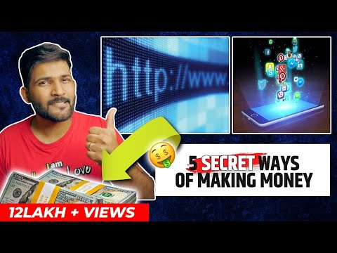 Make money online   5 real tips for INDIANS to make money on the Internet   Abhi and Niyu