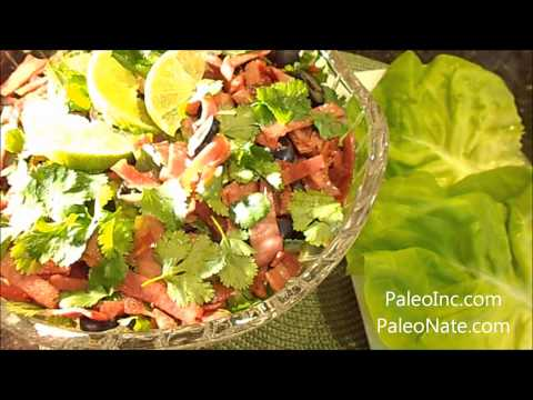 Paleo Six Layer Dip Recipe By Paleo Nate