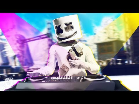 A MARSHMELLO STORY! *Marshmello Concert Event* - A Fortnite Short Film