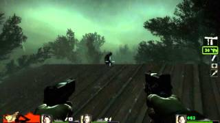 Omniabsence, Keefikus and Twisty Biscuit Mystery play Left 4 Dead 2 - Part 4